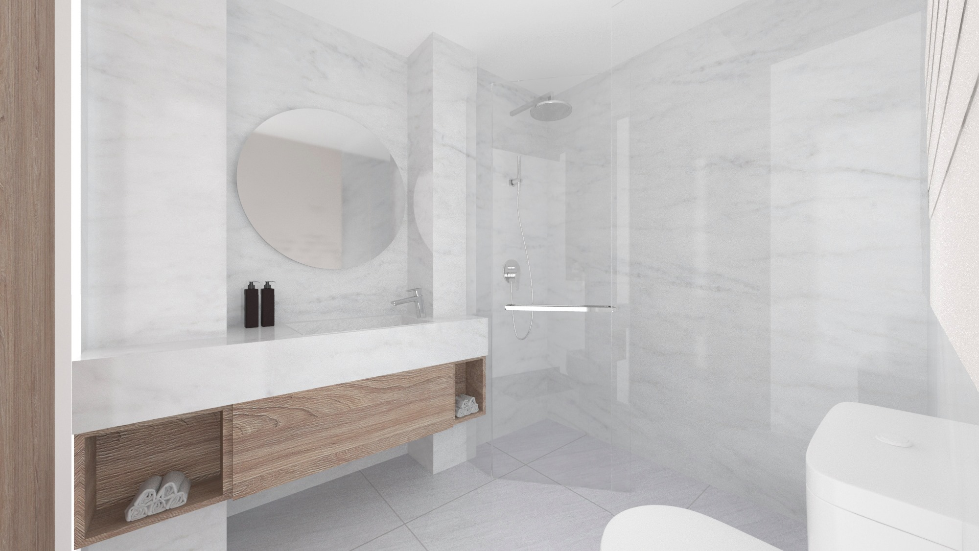 Bathroom Inspirations and Tips