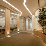 Cariflex Office Space Interior Designs by Baum Project