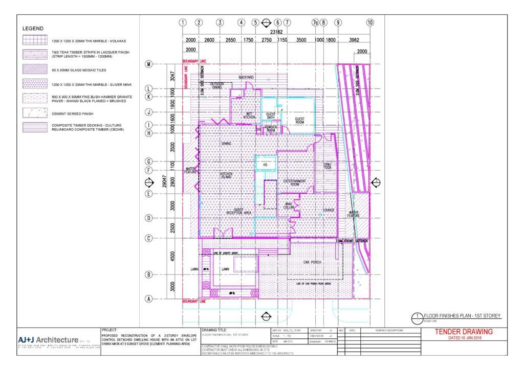 Baum Projects Floor Plan